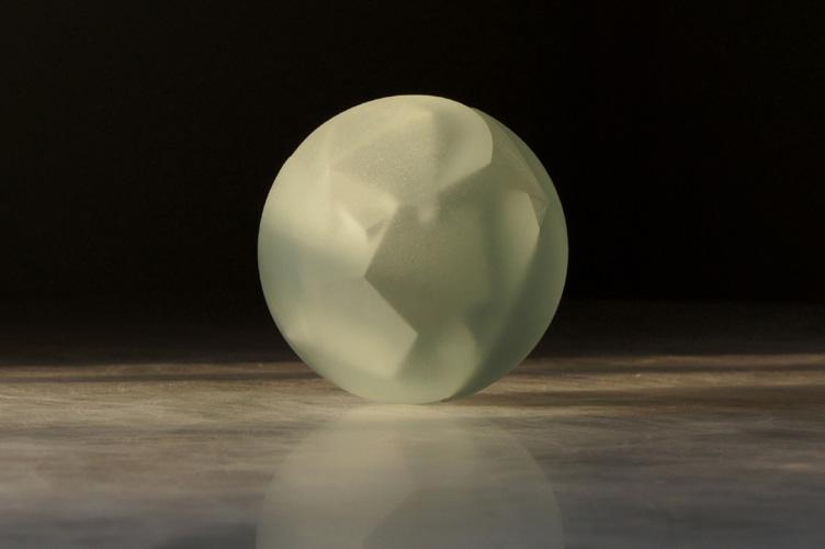 Geoplatonic Sphere #3